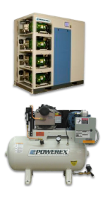 powerex medical air system
